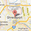 Shreveport Maps